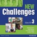 Harris Michael: New Challenges 3 Class CDs