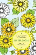 Anderson Amber: The Little Book of Colouring In Bloom - Peace in Your Pocket