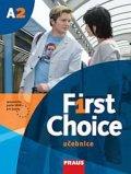 kolektiv autorů: First Choice A2 - učebnice + CD