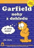 Davis Jim: Garfield - Nohy z dohledu (č.8)