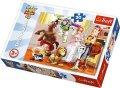 neuveden: Toy Story 4 - Příběh hraček: Puzzle/30 dílků