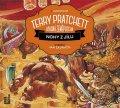 Pratchett Terry: Nohy z jílu - CDmp3 (Čte Jan Zadražil)
