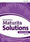 Falla Tim, Davies Paul A.: Maturita Solutions Intermediate Workbook 3rd (CZEch Edition)
