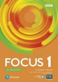 Uminska Marta: Focus 1 Student´s Book with Basic Pearson Practice English App (2nd)