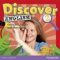 Hearn Izabella: Discover English Global 2 Class CDs