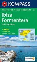 neuveden: Ibiza,Formentera 239 / 1:50T NKOM