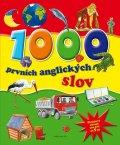 neuveden: 1000 prvních anglických slov - Obrázkový slovník pro děti od 5 let