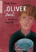 Dickens Charles: Oliver Twist+CD: A1 (Teen ELI Readers)