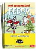 Sekora Ondřej: Ferda Mravenec - kolekce 3 DVD
