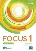 Fricker Rod: Focus 1 Workbook (2nd)