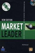 Mascull Bill: Market Leader New Edition Pre-Intermediate Teacher´s Book w/ Test Master CD