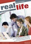 Cunningham Sarah, Moor Peter: Real Life Global Pre-Intermediate Active Teach