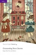 Poe Edgar Allan: PER   Level 5: Outstanding Short Stories Bk/MP3 Pack