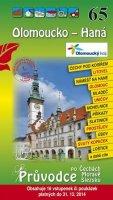 neuveden: Olomoucko - Haná 65. - Průvodce po Č,M,S + volné vstupenky a poukázky