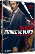 neuveden: Cizinec ve vlaku DVD