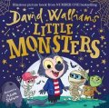 Walliams David: Little Monsters : The spooktacular new children´s picture book, from number