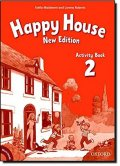 Maidment Stella, Roberts Lorena: Happy House 2 Activity Book with Multi-ROM Pack (New Edition)