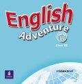 Bruni Cristiana: English Adventure Starter B Class CD
