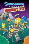 Groening Matt: Simpsonovi Komiksový úlet