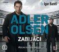 Adler-Olsen Jussi: Zabijáci - CDmp3 (Čte Igor Bareš)