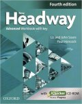 Soars John and Liz: New Headway Advanced Workbook with Key and iChecker CD-ROM (4th)