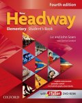 Soars John and Liz: New Headway Elementary Student´s Book 4th (CZEch Edition)