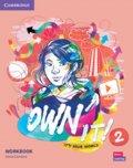 Cornford Annie: Own it! 2 Workbook