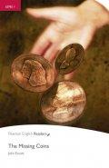 Escott John: PER | Level 1: The Missing Coins Bk/CD Pack