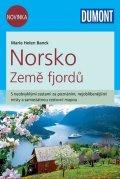 neuveden: Norsko Země fjordů - Průvodce se samostatnou cestovní mapou