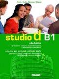 kolektiv autorů: studio d B1 - učebnice + CD