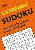 Sýkora Petr: Extrémní sudoku - Více než 500 sudoku nejvyšší obtížnosti