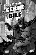 kolektiv autorů: Batman v černé a bílé