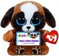neuveden: TY Peek-a-Boos PUPS - pes 14 cm
