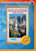 neuveden: Yosemite DVD - Nejkrásnější místa světa