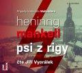 Mankell Henning: Psi z Rigy - CD mp3 (Čte Jiří Vyorálek)