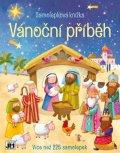 neuveden: Vánoční příběh - Samolepková knížka