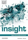 Roberts Rachael, Sayer Mike: Insight Upper Intermediate Workbook