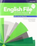 Latham-Koenig Christina; Oxenden Clive: English File Intermediate Multipack B with Student Resource Centre Pack (4t