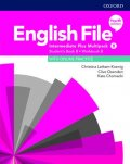 Latham-Koenig Christina; Oxenden Clive: English File Intermediate Plus Multipack B with Student Resource Centre Pac