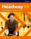 Soars Liz a John: New Headway Pre-Intermediate Workbook with Answer Key (5th)