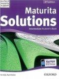 Falla Tim, Davies Paul A.: Maturita Solutions Intermediate Student´s Book 2nd (CZEch Edition)