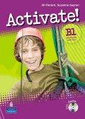Barraclough Carolyn: Activate! B1 Workbook w/ key