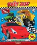 kolektiv autorů: Svět aut - zábavné aktivity