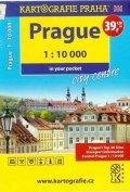 neuveden: Prague - 1:10 000 in your pocket city centre