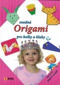 neuveden: Snadná origami pro holky a kluky - růžová
