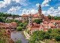 neuveden: Ravensburger Puzzle Česká kolekce - Český Krumlov 1000 dílků
