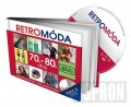 neuveden: Retro Móda 70.-80. léta - DVD + kniha