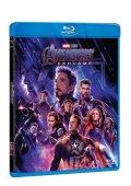 neuveden: Avengers: Endgame 2 Blu-ray (2D+bonus disk)