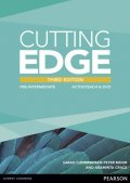 Cunningham Sarah, Moor Peter, Crace Araminta: Cutting Edge 3rd Edition Pre-Intermediate Active Teach