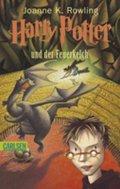 Rowlingová Joanne Kathleen: Harry Potter und der Feuerkelch